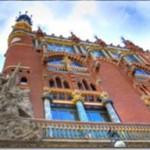 Дворец Каталонской Музыки (Palau de la Musica Catalana)