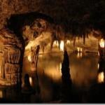 Драконовы пещеры на Майорке