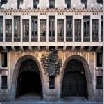 Дворец Гуэль в Барселоне