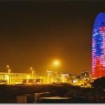 Башня Торре Агбар