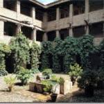 Угольный двор — старинный постоялый двор в Гранаде