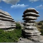 Эль-Торкаль-де-Антекера — застывшие изваяния заколдованных гор