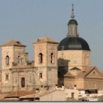 Церковь Сан-Ильдефонсо — Толедо с высоты птичьего полета