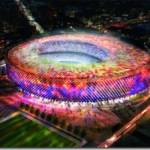"""""""Камп Ноу"""" — пятизвездочный стадион """"Барселоны"""""""