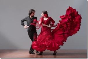 Испанские-танцы