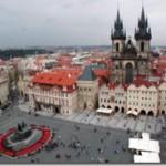 Златая Прага ждёт своих туристов