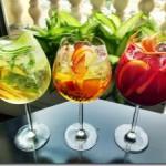 Сангрия — летний коктейль из Испании