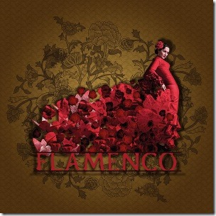 Танец-Фламенко