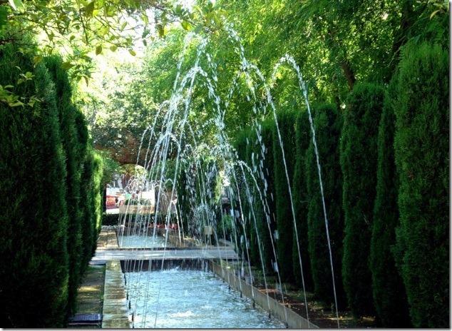 Королевские сады, Пальма де Майорка