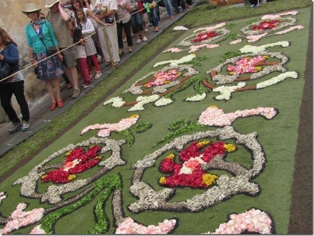 праздник Тела Христова, Пальма де Майорка