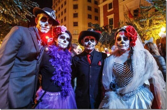 Карнавал в Аликанте