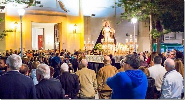 Праздник Святая неделя