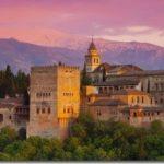 Альгамбра-дворцы, сады (фото и видео)